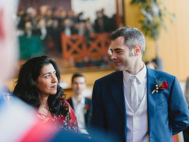 Le mariage de Hubert et Gabrielle à Nantes, Loire Atlantique 26