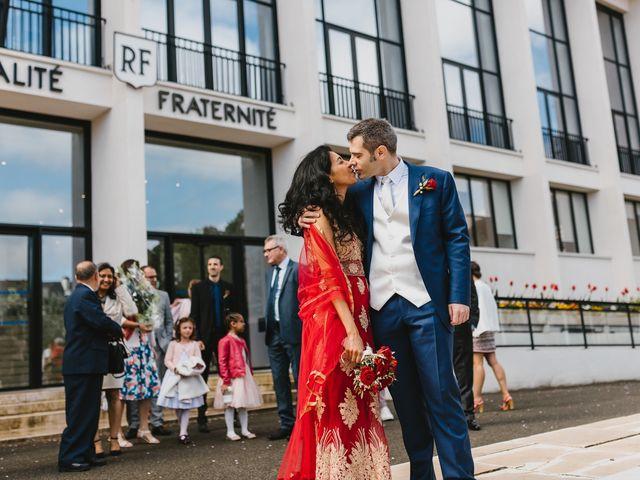Le mariage de Hubert et Gabrielle à Nantes, Loire Atlantique 33