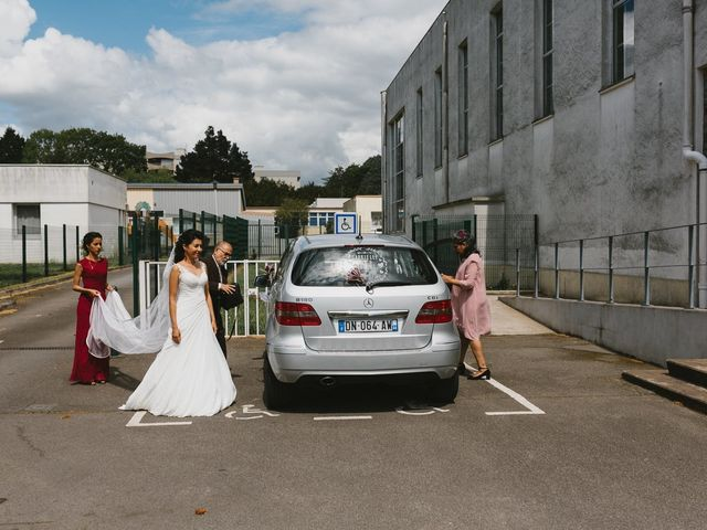 Le mariage de Hubert et Gabrielle à Nantes, Loire Atlantique 38