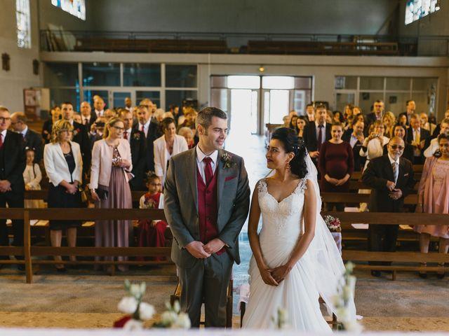 Le mariage de Hubert et Gabrielle à Nantes, Loire Atlantique 41