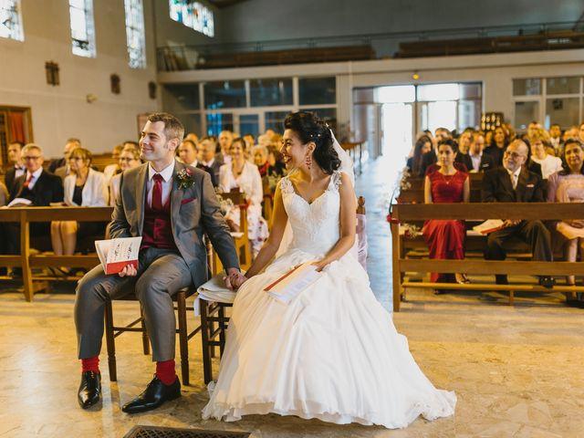 Le mariage de Hubert et Gabrielle à Nantes, Loire Atlantique 47