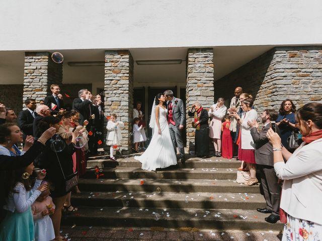 Le mariage de Hubert et Gabrielle à Nantes, Loire Atlantique 71