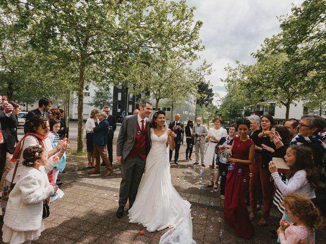 Le mariage de Hubert et Gabrielle à Nantes, Loire Atlantique 73