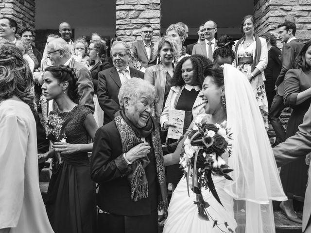 Le mariage de Hubert et Gabrielle à Nantes, Loire Atlantique 74