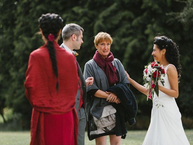 Le mariage de Hubert et Gabrielle à Nantes, Loire Atlantique 81