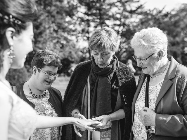 Le mariage de Hubert et Gabrielle à Nantes, Loire Atlantique 83