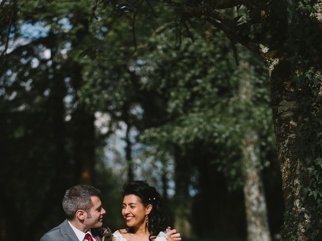 Le mariage de Hubert et Gabrielle à Nantes, Loire Atlantique 90