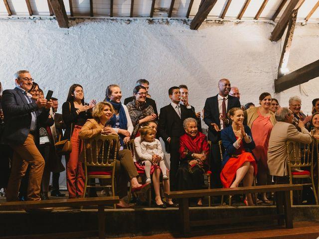 Le mariage de Hubert et Gabrielle à Nantes, Loire Atlantique 112
