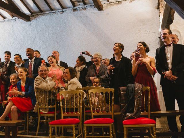 Le mariage de Hubert et Gabrielle à Nantes, Loire Atlantique 113