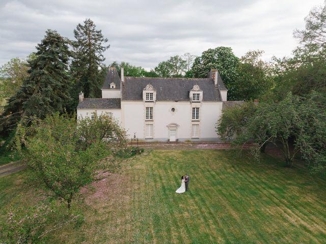 Le mariage de Hubert et Gabrielle à Nantes, Loire Atlantique 116