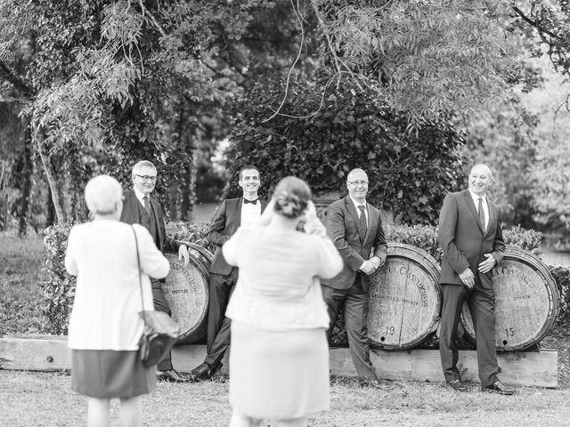 Le mariage de Hubert et Gabrielle à Nantes, Loire Atlantique 121