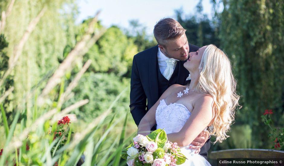 Le mariage de Damien et Cécilia à Blodelsheim, Haut Rhin