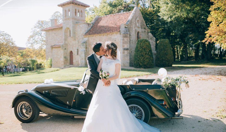 Le mariage de Jarle et Delphine à Bournezeau, Vendée
