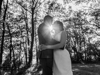 Le mariage de Morgane et Alfred