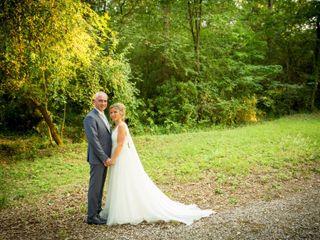 Le mariage de Sandra et Gilles