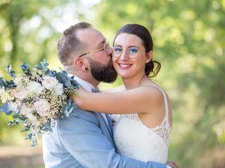 Le mariage de Maélis et Fabien