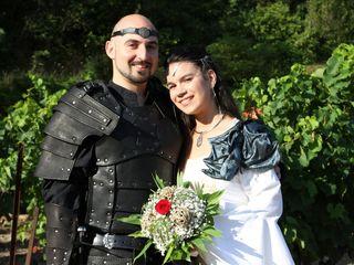 Le mariage de Florent et Johanna