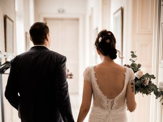 Le mariage de Tania et Fabrice 1