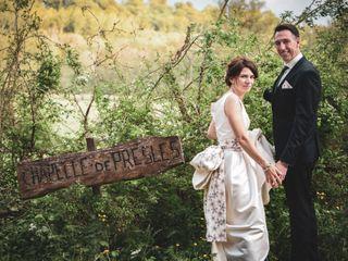 Le mariage de Angélique et Michel