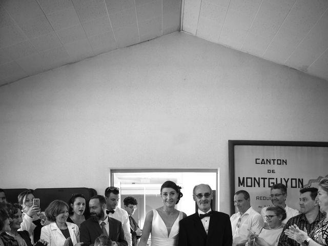 Le mariage de Christophe et Julie à Montguyon, Charente Maritime 11