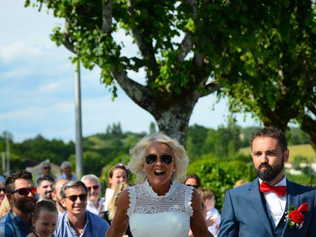 Le mariage de Christophe et Julie à Montguyon, Charente Maritime 17