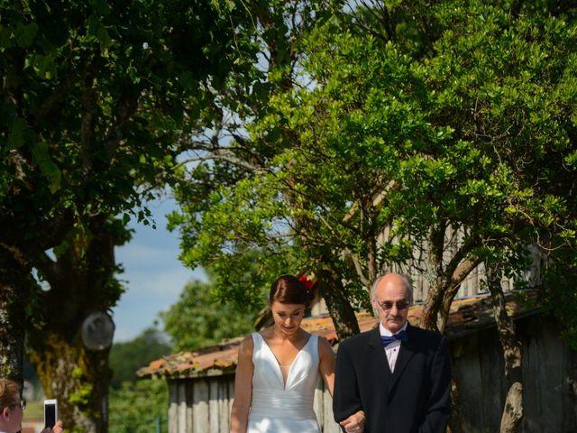 Le mariage de Christophe et Julie à Montguyon, Charente Maritime 19