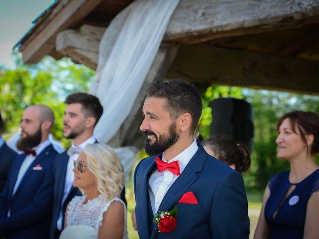 Le mariage de Christophe et Julie à Montguyon, Charente Maritime 20