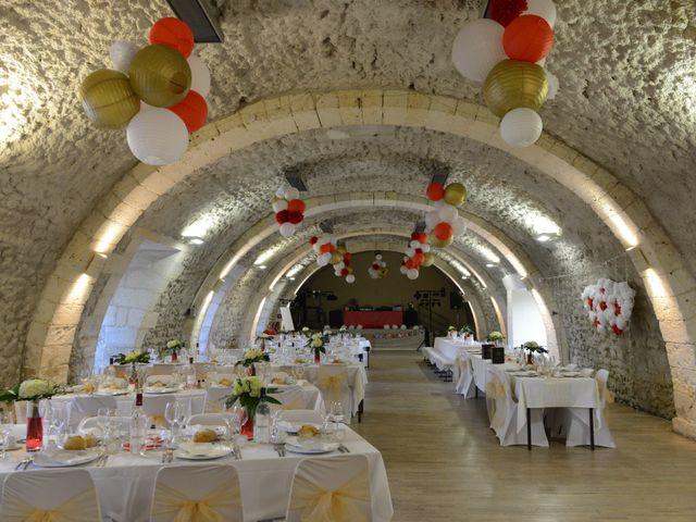 Le mariage de Christophe et Julie à Montguyon, Charente Maritime 42