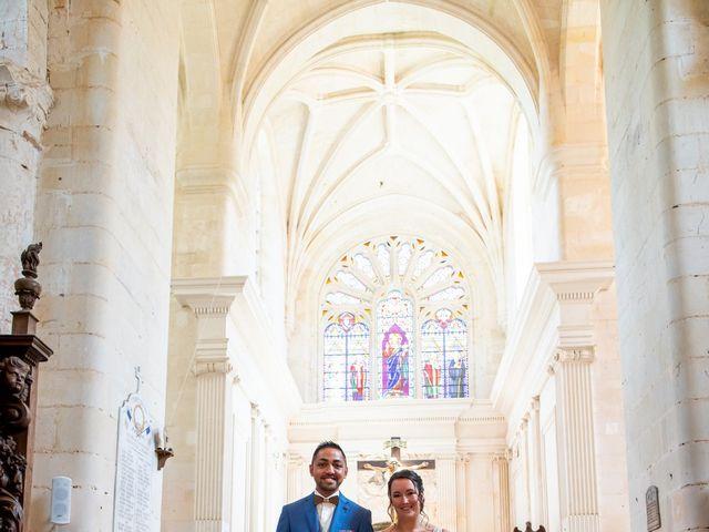 Le mariage de Alfred et Morgane à Nouaillé-Maupertuis, Vienne 9