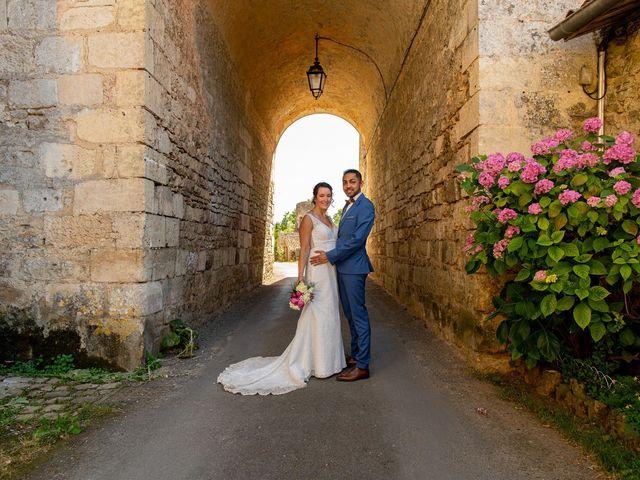 Le mariage de Alfred et Morgane à Nouaillé-Maupertuis, Vienne 13