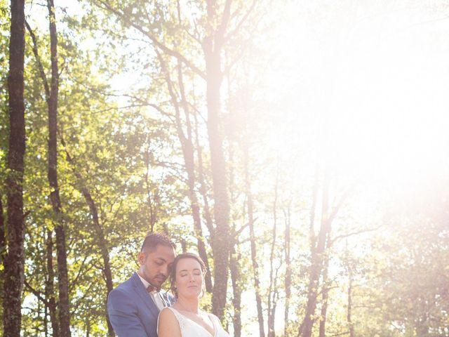 Le mariage de Alfred et Morgane à Nouaillé-Maupertuis, Vienne 21