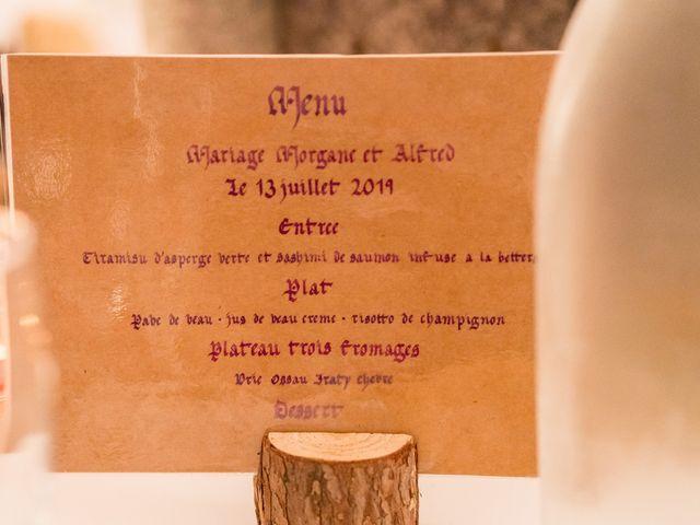 Le mariage de Alfred et Morgane à Nouaillé-Maupertuis, Vienne 29