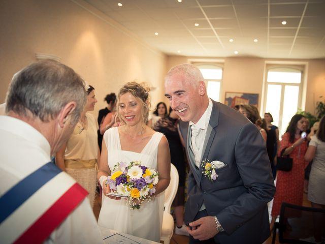 Le mariage de Gilles et Sandra à Gratentour, Haute-Garonne 18