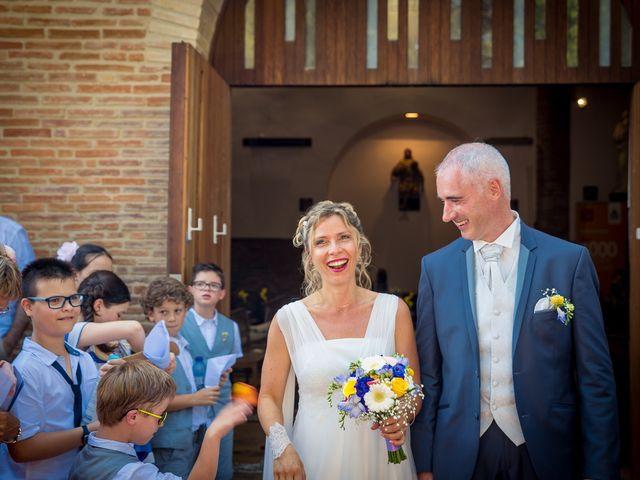 Le mariage de Gilles et Sandra à Gratentour, Haute-Garonne 32