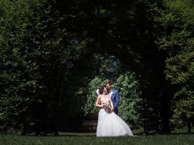 Le mariage de Thomas et Marie à La Wantzenau, Bas Rhin 9