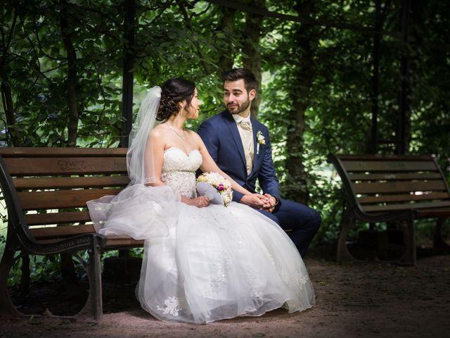 Le mariage de Thomas et Marie à La Wantzenau, Bas Rhin 10