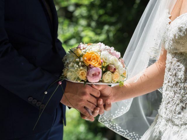 Le mariage de Thomas et Marie à La Wantzenau, Bas Rhin 11