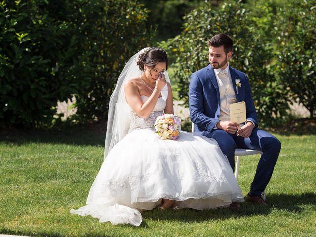 Le mariage de Thomas et Marie à La Wantzenau, Bas Rhin 13