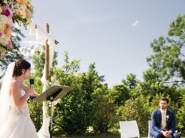 Le mariage de Thomas et Marie à La Wantzenau, Bas Rhin 14