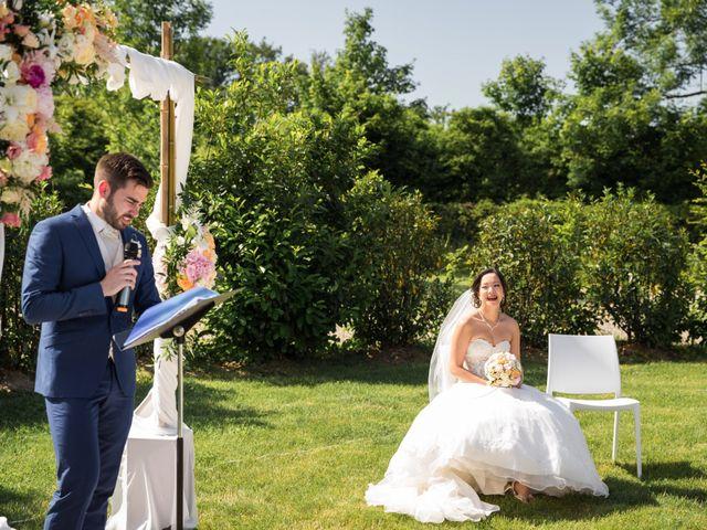 Le mariage de Thomas et Marie à La Wantzenau, Bas Rhin 15