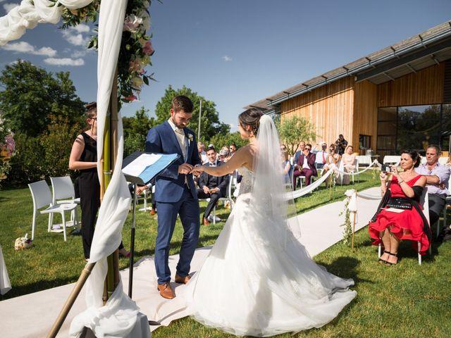 Le mariage de Thomas et Marie à La Wantzenau, Bas Rhin 16
