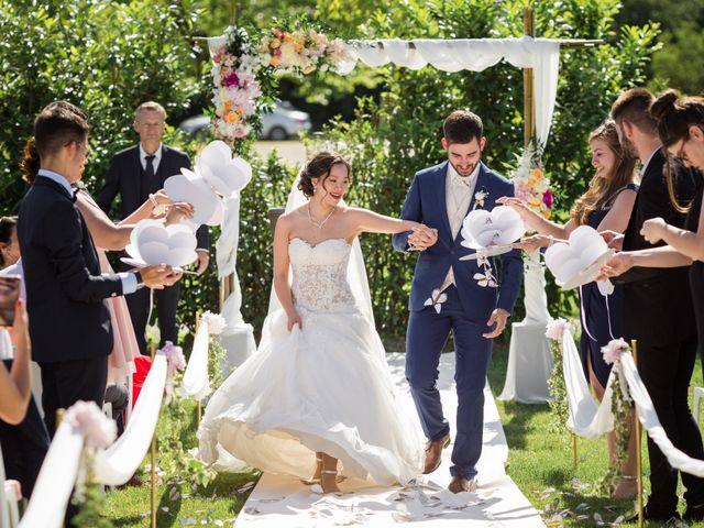 Le mariage de Thomas et Marie à La Wantzenau, Bas Rhin 17