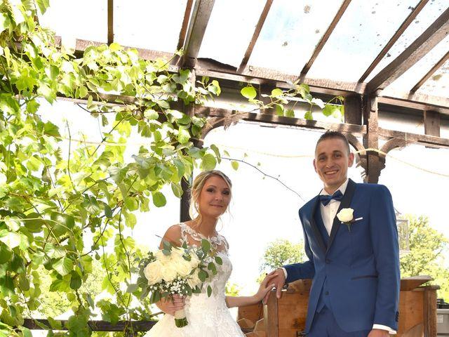 Le mariage de David et Margaux à Noidans-le-Ferroux, Haute-Saône 6
