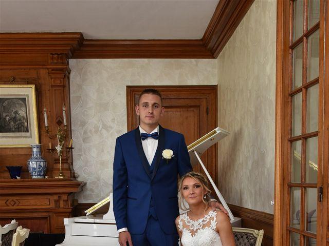 Le mariage de David et Margaux à Noidans-le-Ferroux, Haute-Saône 7