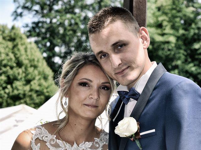 Le mariage de David et Margaux à Noidans-le-Ferroux, Haute-Saône 8