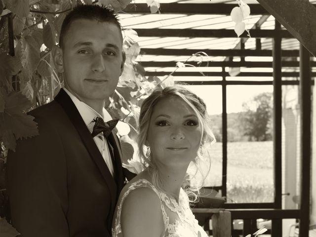 Le mariage de David et Margaux à Noidans-le-Ferroux, Haute-Saône 10