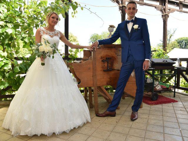 Le mariage de David et Margaux à Noidans-le-Ferroux, Haute-Saône 11