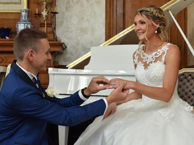 Le mariage de David et Margaux à Noidans-le-Ferroux, Haute-Saône 13