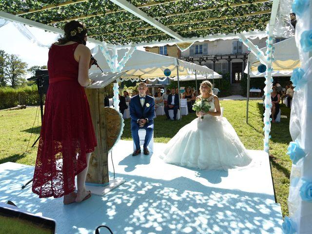 Le mariage de David et Margaux à Noidans-le-Ferroux, Haute-Saône 14