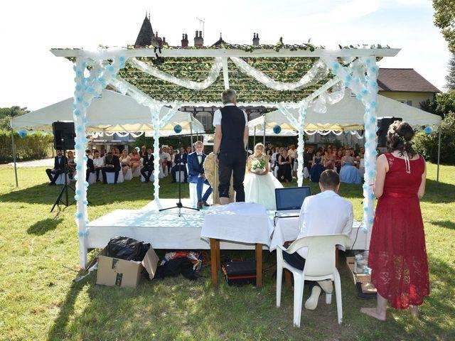 Le mariage de David et Margaux à Noidans-le-Ferroux, Haute-Saône 15